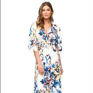 dd4663313e58e Rachel Pally · Rachel Pally Botanical Print Caftan Dress